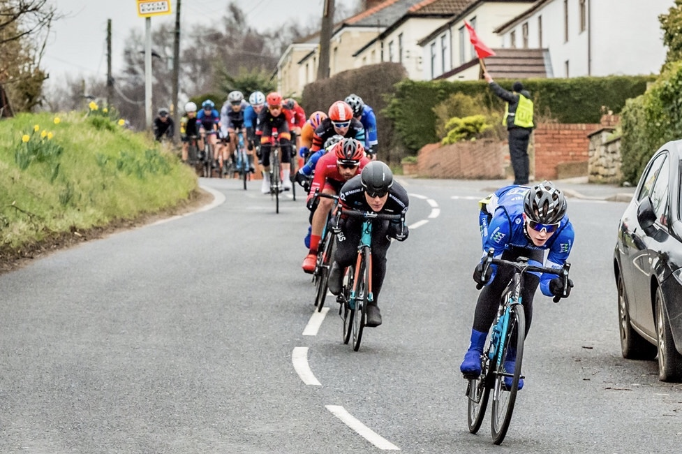 Oakenclough RR & The Danum Trophy RR. 31/3/18 1/4/18.