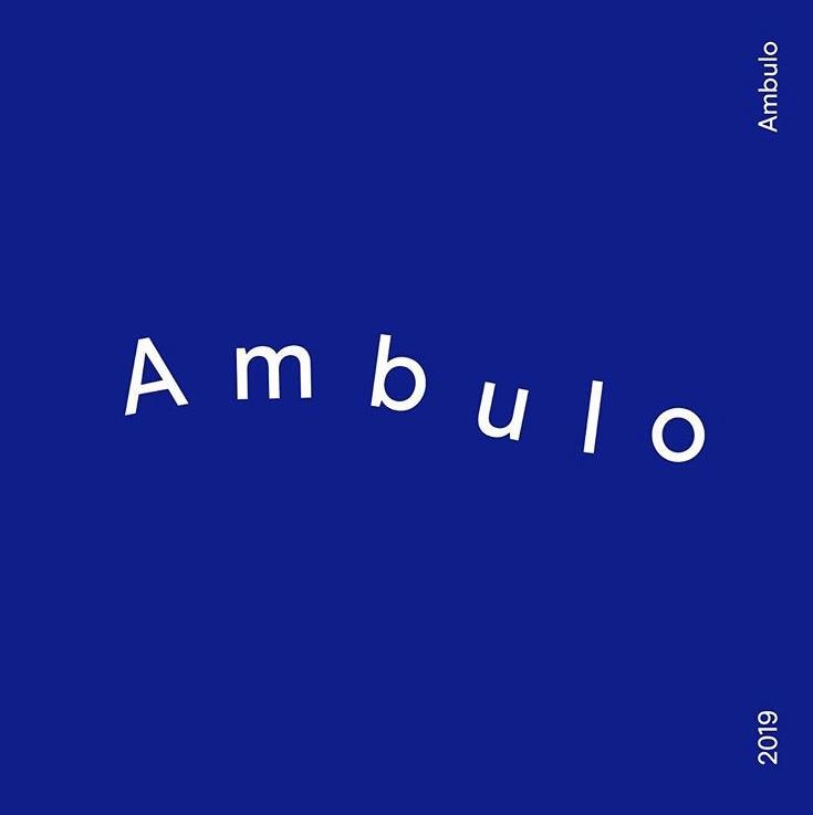 Ambulo. 1/4/19.