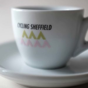Cycling Sheffield Espresso Cup
